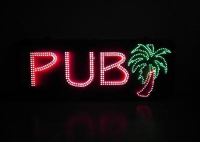 Reklama diodowa LED Pub